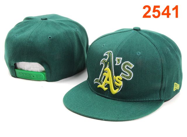 Oakland Athletics MLB Snapback Hat PT120