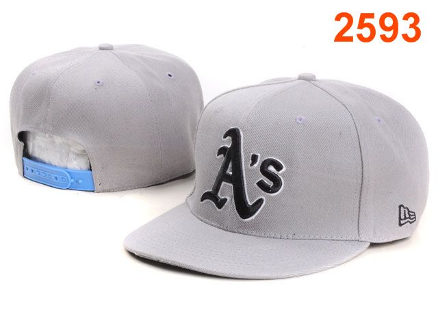 Oakland Athletics MLB Snapback Hat PT125