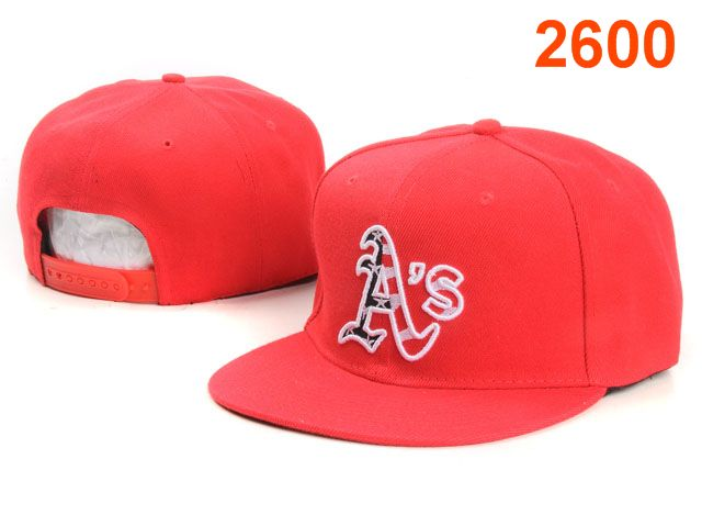 Oakland Athletics MLB Snapback Hat PT132