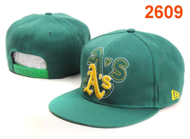 Oakland Athletics MLB Snapback Hat PT141