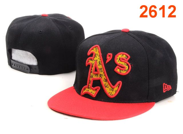 Oakland Athletics MLB Snapback Hat PT144