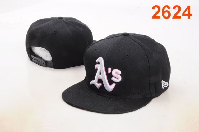 Oakland Athletics MLB Snapback Hat PT154