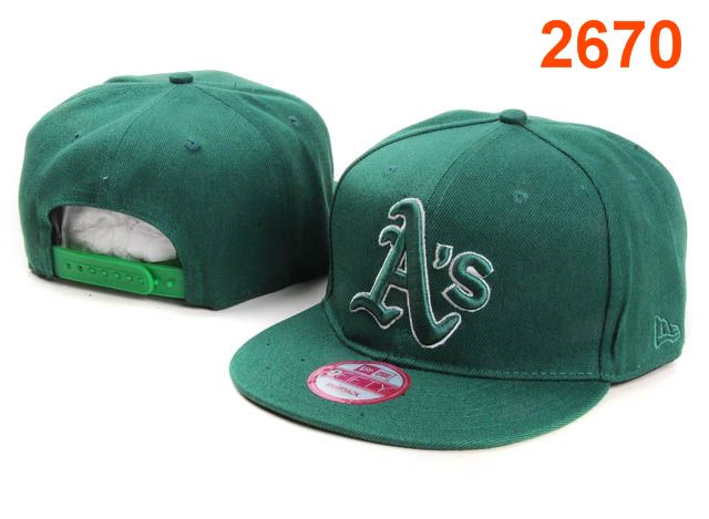 Oakland Athletics MLB Snapback Hat PT160