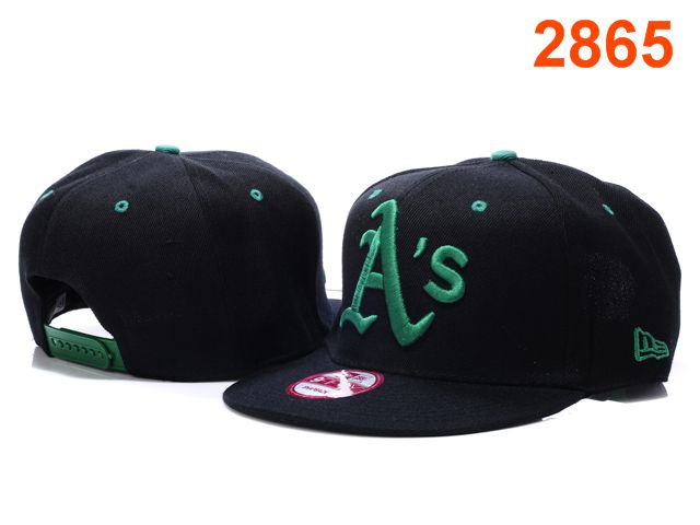 Oakland Athletics MLB Snapback Hat PT174