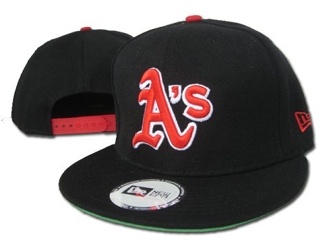Oakland Athletics MLB Snapback Hat Sf1
