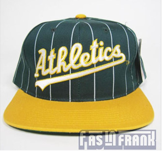 Oakland Athletics MLB Snapback Hat Sf2