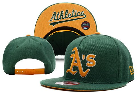 Oakland Athletics MLB Snapback Hat XDF23