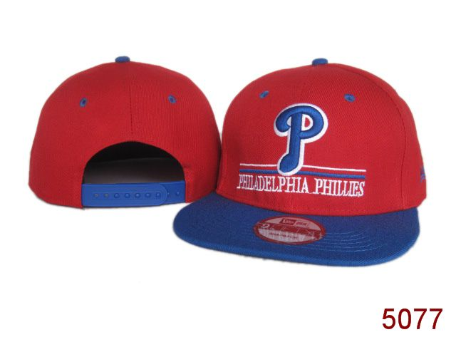 Philadelphia Phillies Snapback Hat SG 3837