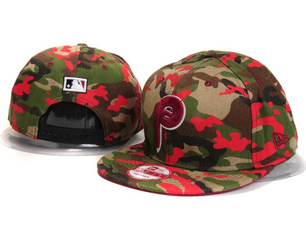 Philadelphia Phillies Snapback Hat YS 7609