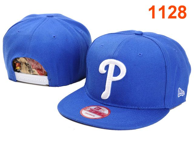Philadelphia Phillies MLB Snapback Hat PT001