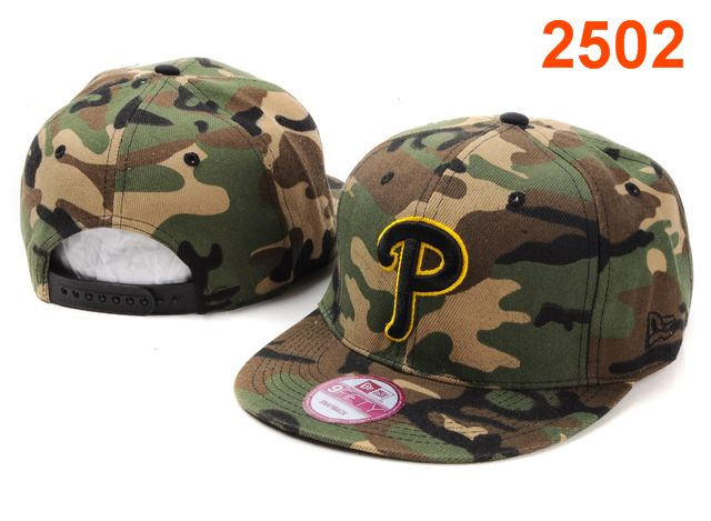 Philadelphia Phillies MLB Snapback Hat PT113