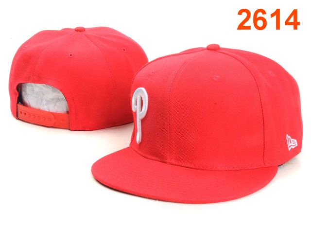 Philadelphia Phillies MLB Snapback Hat PT145