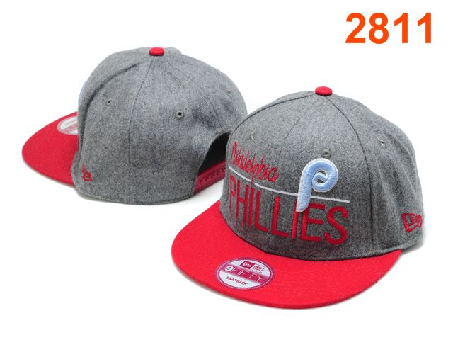 Philadelphia Phillies MLB Snapback Hat PT165