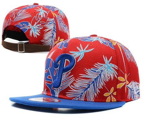 Philadelphia Phillies MLB Snapback Hat SD1