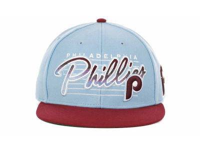 Philadelphia Phillies MLB Snapback Hat Sf5