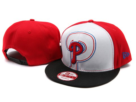 Philadelphia Phillies MLB Snapback Hat YX013