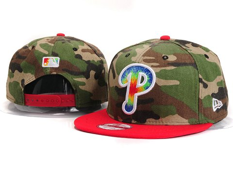 Philadelphia Phillies MLB Snapback Hat YX133
