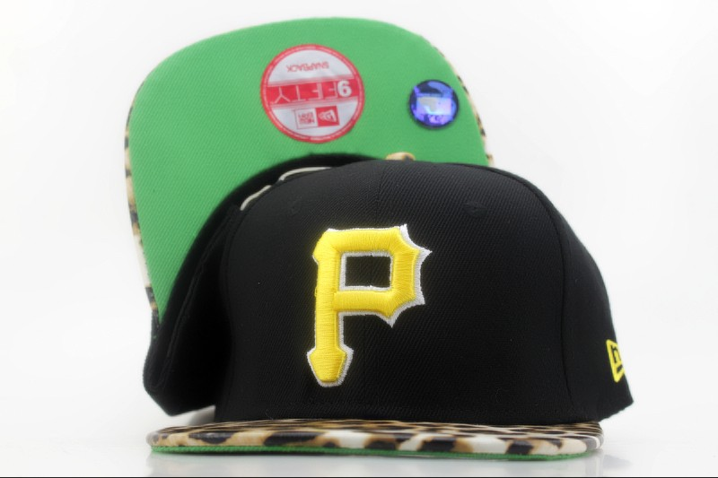 Pittsburgh Pirates Snapback Hat QH