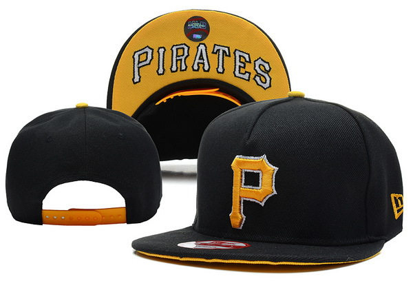 Pittsburgh Pirates Snapback Hat TY 080219