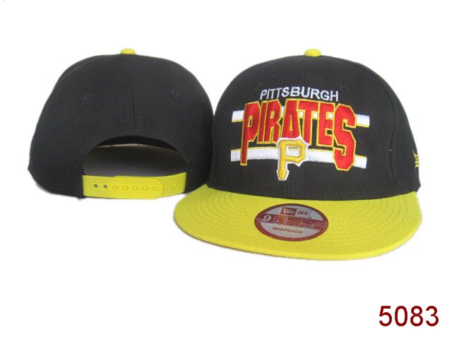 Pittsburgh Pirates Snapback Hat SG 3843