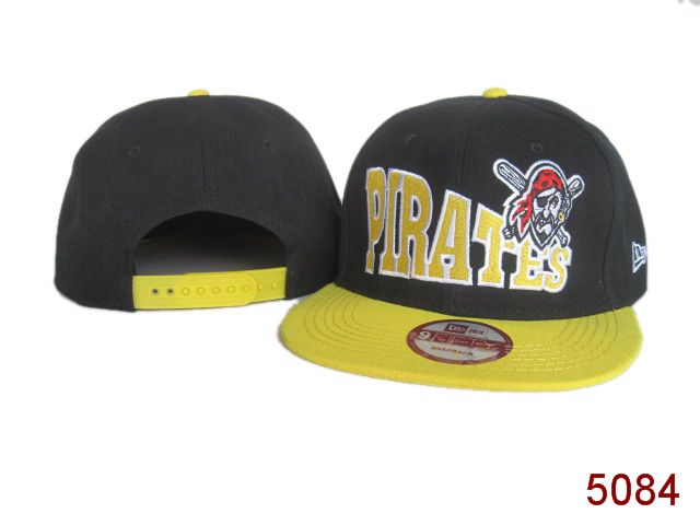 Pittsburgh Pirates Snapback Hat SG 3844