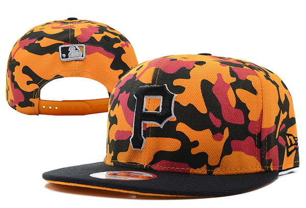 Pittsburgh Pirates Snapback Hat XDF 515