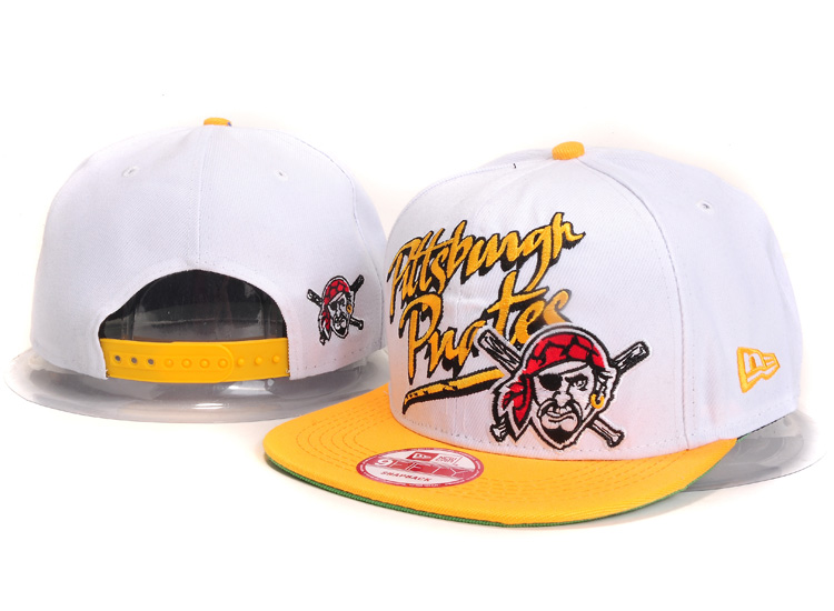 Pittsburgh Pirates Snapback Hat YS 7630
