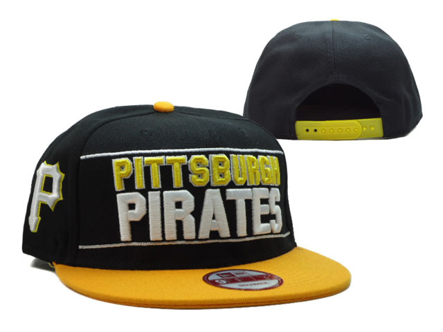 Pittsburgh Pirates Snapbacks Hat SF