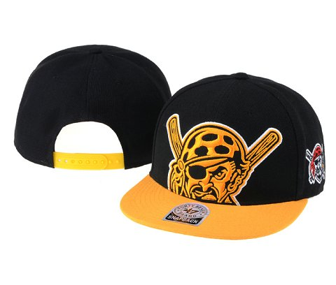 Pittsburgh Pirates MLB Snapback Hat 60D
