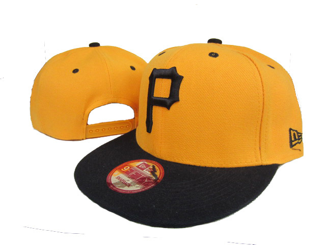 Pittsburgh Pirates MLB Snapback Hat LX014