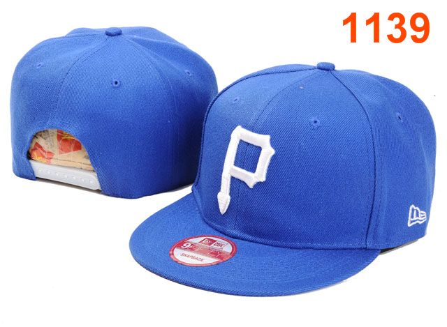 Pittsburgh Pirates MLB Snapback Hat PT010