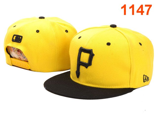 Pittsburgh Pirates MLB Snapback Hat PT017