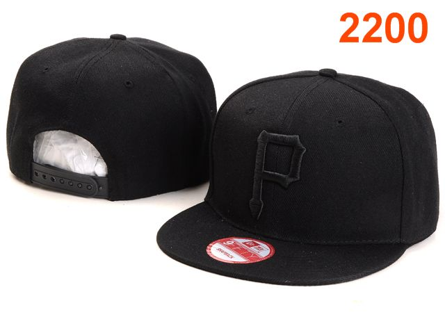 Pittsburgh Pirates MLB Snapback Hat PT043