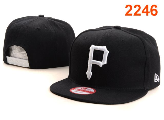 Pittsburgh Pirates MLB Snapback Hat PT084