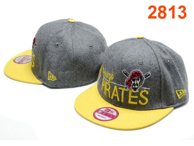 Pittsburgh Pirates MLB Snapback Hat PT167