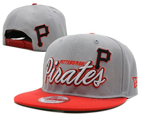 Pittsburgh Pirates MLB Snapback Hat SD1