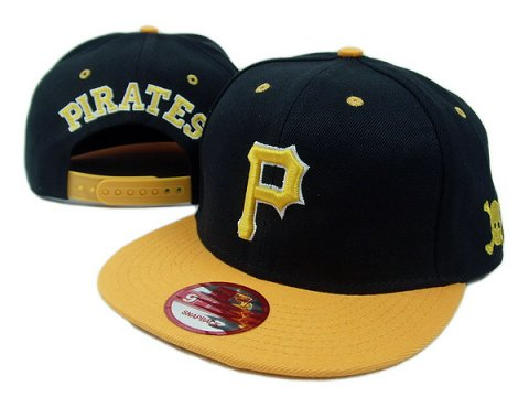 Pittsburgh Pirates MLB Snapback Hat SD07