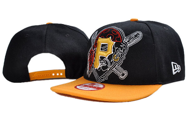 Pittsburgh Pirates MLB Snapback Hat TY 1