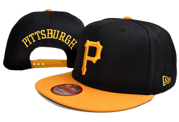 Pittsburgh Pirates MLB Snapback Hat TY 3