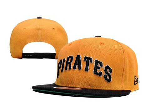 Pittsburgh Pirates MLB Snapback Hat XDF08