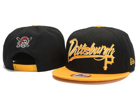 Pittsburgh Pirates MLB Snapback Hat YX031