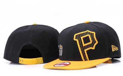 Pittsburgh Pirates MLB Snapback Hat YX059