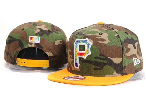Pittsburgh Pirates MLB Snapback Hat YX130