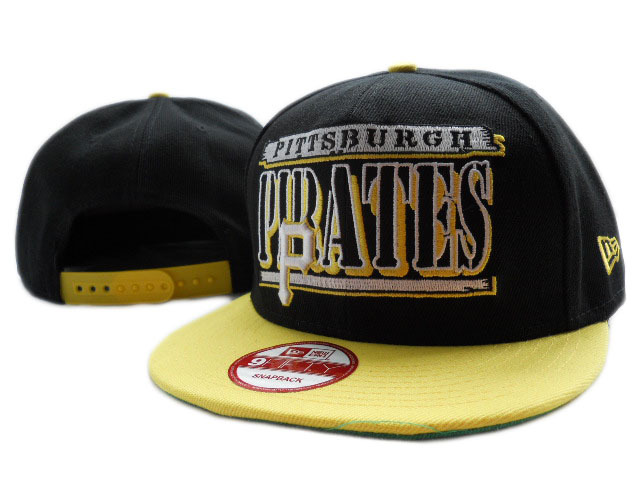 Pittsburgh Pirates MLB Snapback Hat ZY
