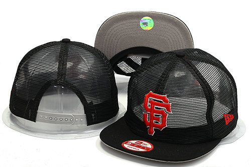 San Francisco Giants Mesh Snapback Hat YS 0528