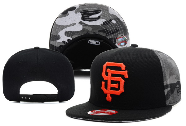 San Francisco Giants Snapback Hat XDF 140802-11