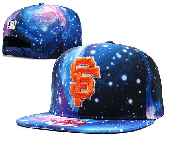 San Francisco Giants Snapback Hat SD 252