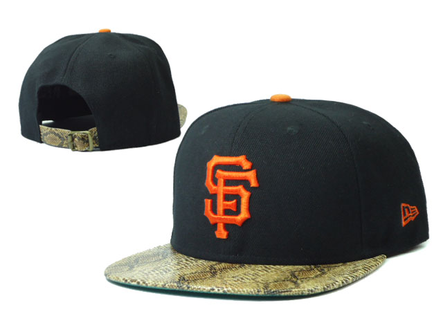 San Francisco Giants Snapback Hat SF 33