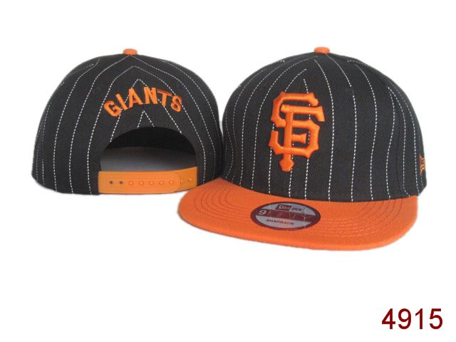 San Francisco Giants Snapback Hat SG 3803