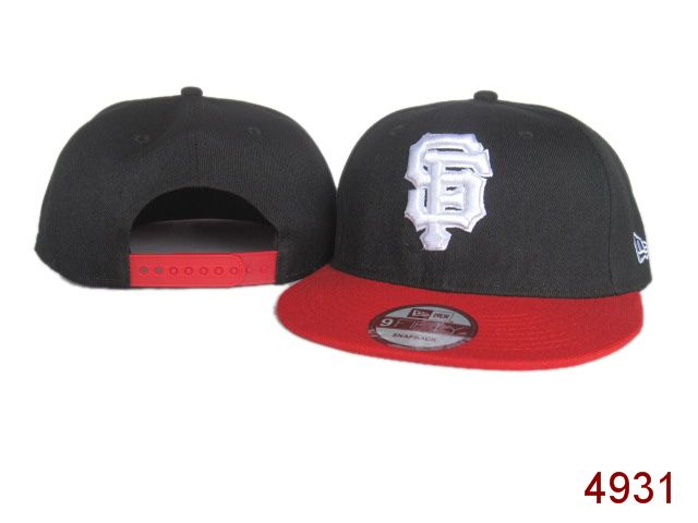 San Francisco Giants Snapback Hat SG 3813